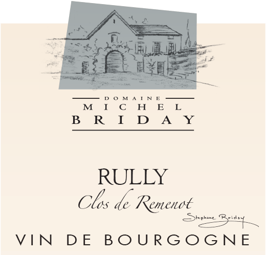 Rully Clos de Remenot - Monopole
